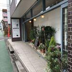本山 de cafe HARUJI - 入口