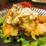 地鶏×鮮魚 個室居酒屋 もみじ庵 - ★大山鶏のチキン南蛮