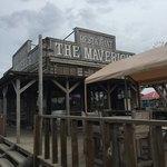 レストラン ザ・マベリック - まるで西部劇のよう!