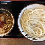 85342581 - 辛つけ麺・並盛(税込830円)