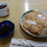 梅月 - 安倍川餅