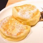 むさしの森珈琲 - ふわふわパンケーキ