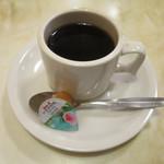 東都グリル - ホットコーヒー