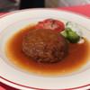 Nanouryourianju - 料理写真:ねらないハンバーグ