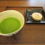 hanaはな家 - 抹茶セット(*´∀`)
