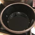 ゆで太郎 - 蕎麦つゆです