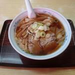 味龍 - ワンタン麺 880円