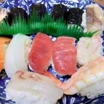 85354769 - 寿司のアップ