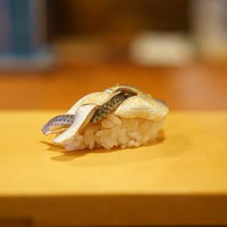 こい勢 - 料理写真:小鰭