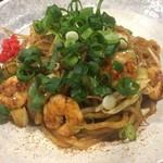 えび焼きそば  並(大盛り無料)  Shrimp YAKISOBA