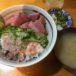 鈴女 - 銚子丼1100円