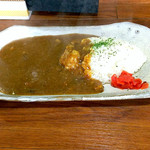 軽食喫茶 ジィジ - 料理写真:激辛カレー