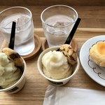 リノカフェ - 料理写真: