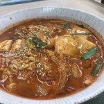 85359956 - チゲラーメン乾麺