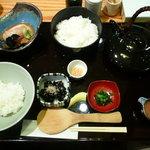 創作日本料理 伴菜 - 鯛茶漬け定食