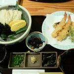 創作日本料理 伴菜 - 天ぷら稲庭うどん