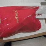 ブラッスリー・ヴィロン - テイクアウトの袋