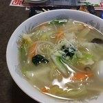 ふくみ - 料理写真:野菜いっぱいタンメン 700円