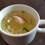 ユミズ ヤム ヤム - スープ