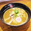 ラーメン人生JET600 - 料理写真:鶏煮込みそば