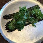 鍛冶屋と料理 - 料理写真:季節のサラダ