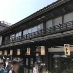 Kawachiya - 創業250年の老舗川魚料理「川千家」