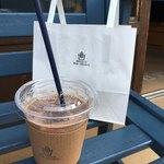 okinogami blue cacao's - チョコレートコーヒー