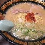一蘭 - 料理写真:秘伝のタレあり