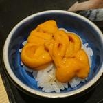 おたる政寿司 - 極(ウニ)