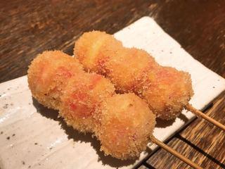 """串房酔"""" - トマトクリームチーズ"""