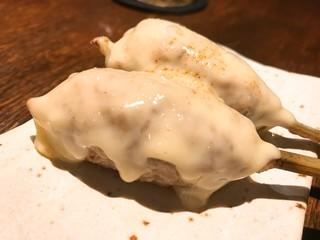 """串房酔"""" - つくねチーズ"""