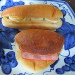8537064 - エッグパン&サラダパン