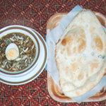 SAGAR 100% HALAL - マハラジャ・キーマ・カリー(ナンセット) / Maharaja Keema Curry with Naan 1850円