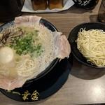 85371162 - 【2018/4】味玉チャーシューメン+替え玉