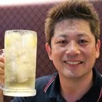 横綱 - ジムビームハイボール レモン(横綱) 880円