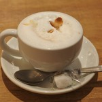 hole hole cafe&diner - ココナッツラテ