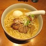 麺やひだまり - 味玉和塩らぁ麺