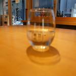 銀座酒蔵検校 - 山梨の七賢(500円)