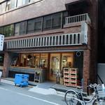 銀座酒蔵検校 - お店の外観