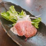 九州料理×もつ鍋専門店 木村屋本店 - 厚切り生ハム