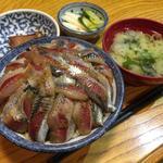香海 - 料理写真:斜めから~