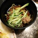 キングバーベキュー - 料理写真:冷やし中華