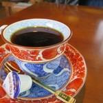 ジャック&ベティー - 食後のコーヒー