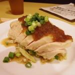 GAZZO - 鶏むね肉の真空調理