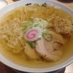 85378362 - 生姜らーめん750円 麺大盛110円