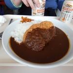 レストランかぐら - カツカレー 1,200円