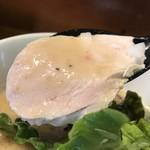 麺者屋 ちくわ - 鶏チャーシュー