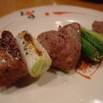 やきとりそね田 - 料理写真:さがり