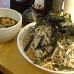 神田 つけ蕎麦 わびすけ - もり蕎麦(中330g)