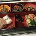 ビューレストラン スカイライン - 料理写真: